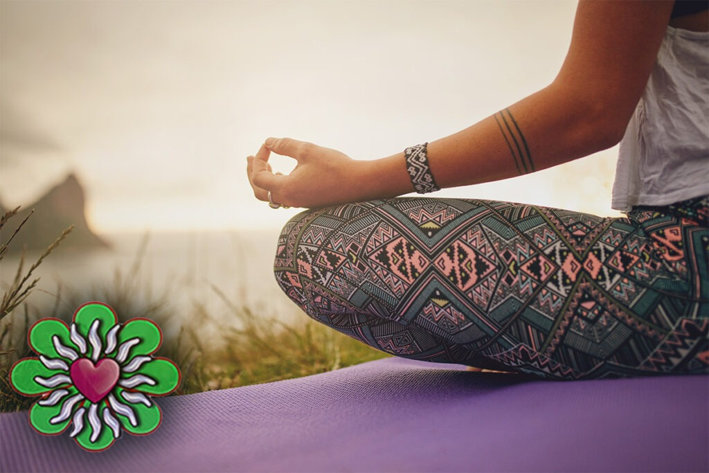 Meditate with Essential Oils