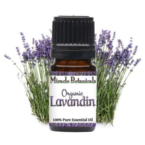 organic lavandin essential oil isolate