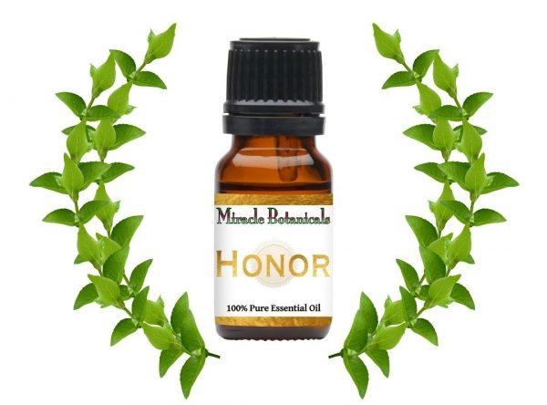 honor-essential-oil-in-wreath